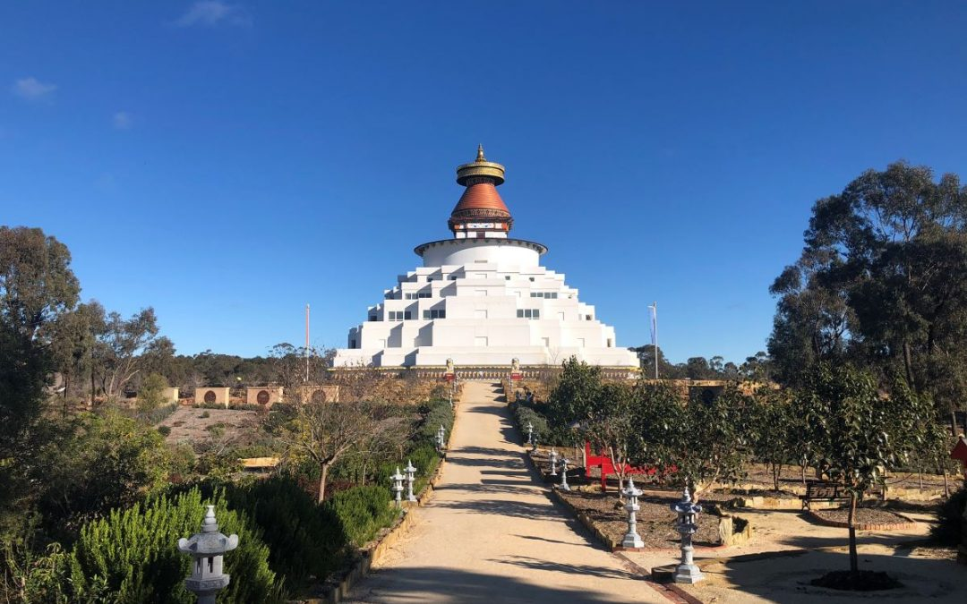 The Great Stupa Bendigo