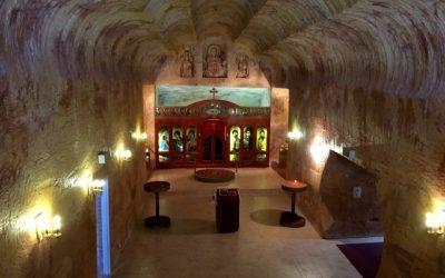Coober Pedy underground hotel